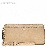 coach-double-saffiano-wallet51305tan
